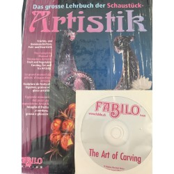 """LIBRO """"ARTE DELLO ZUCCHERO"""" + DVD"""