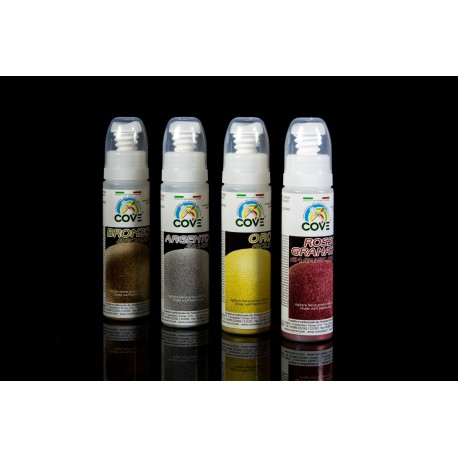 Spray perlati NO GAS effetto dropping ml 60