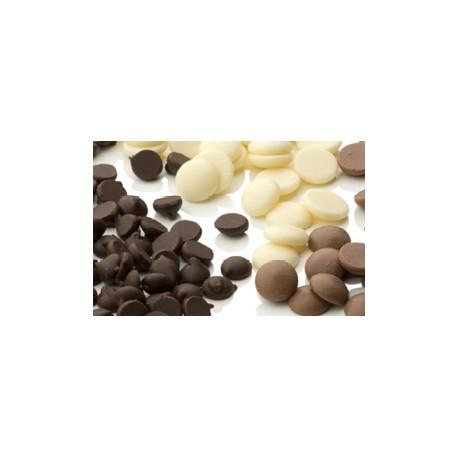 Cioccolato Bianco al 37%