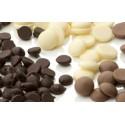 Cioccolato Puro Bianco kg 2 e gr 500