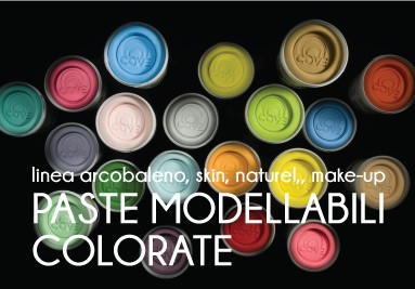 Paste modellabili Colorate Cove